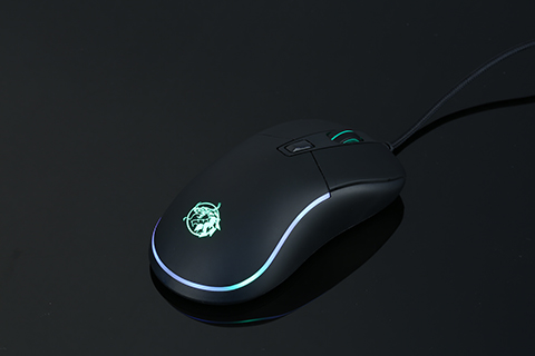 Premium Optical Switch Gaming Mouse, RGB,  Fastest Click Response on Earth.