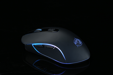 Wireless Rechargeable Gaming Mouse, Best report rate in wireless class.